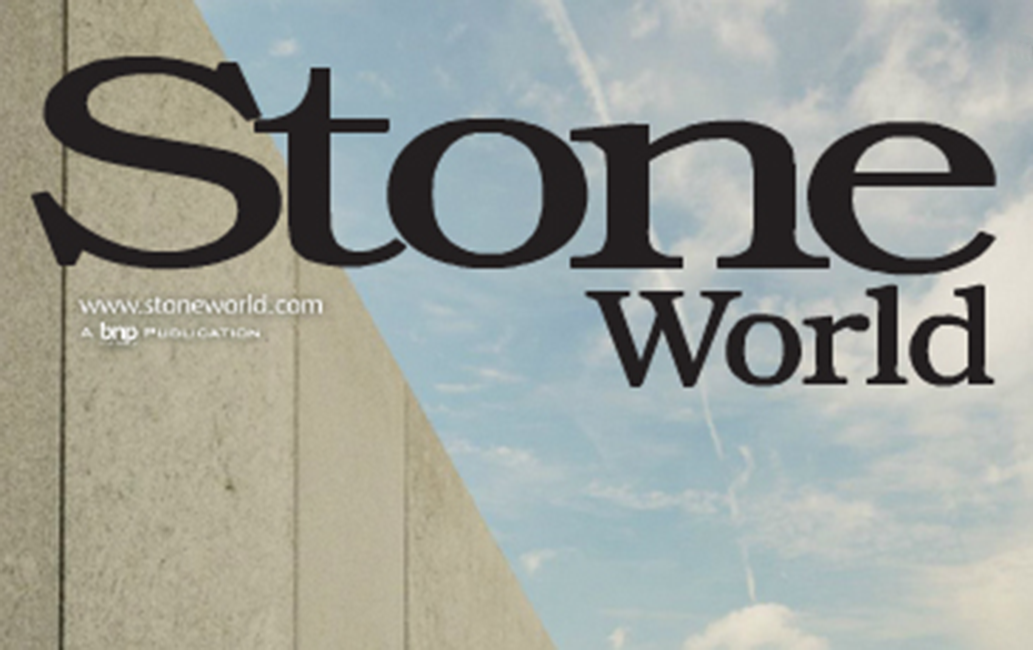 Sep 2013: Stone World