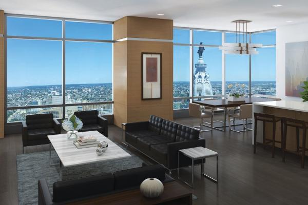 Luxury High Rise Condominium